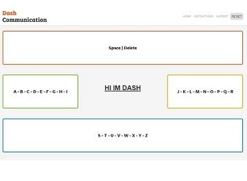 dash app small